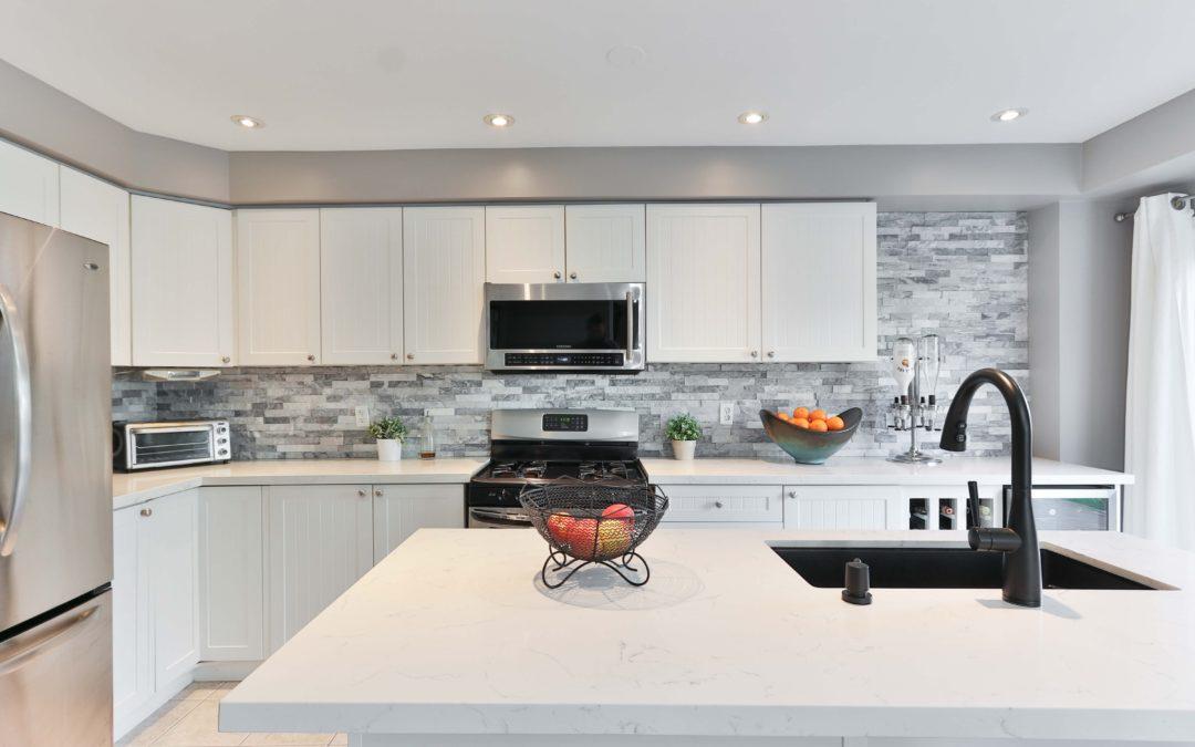5 idées d'aménagement pour votre cuisine