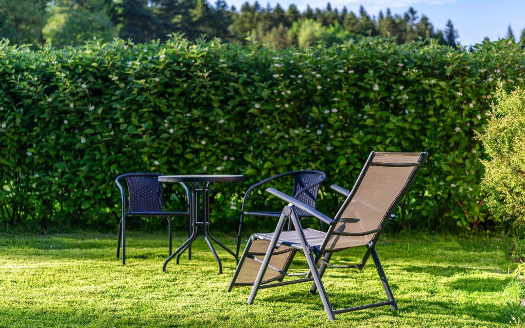 5 solutions pour aménager son jardin et mieux en profiter