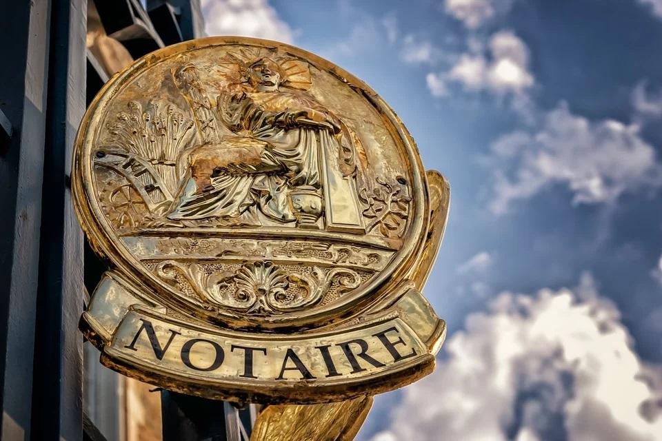 notaire transaction immobilière
