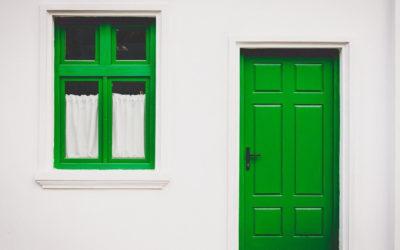 Changer sa porte d'entrée n'a jamais été aussi simple